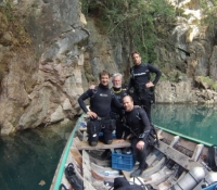 Cave Diving in March 2014-GOPR1570