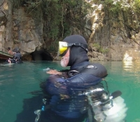 Cave Diving in March 2014-GOPR1586