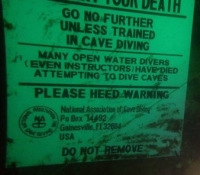 prevent your death sign cave