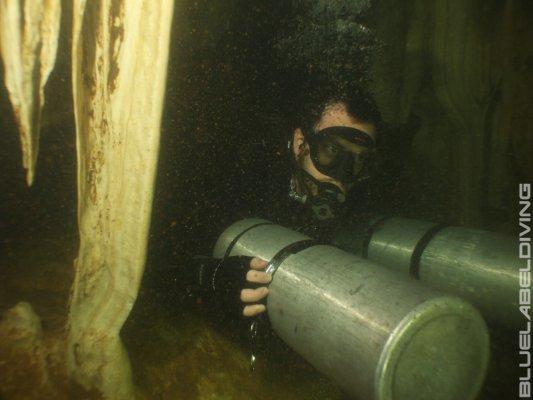 Sidemount diver caves03-06-21-jpg