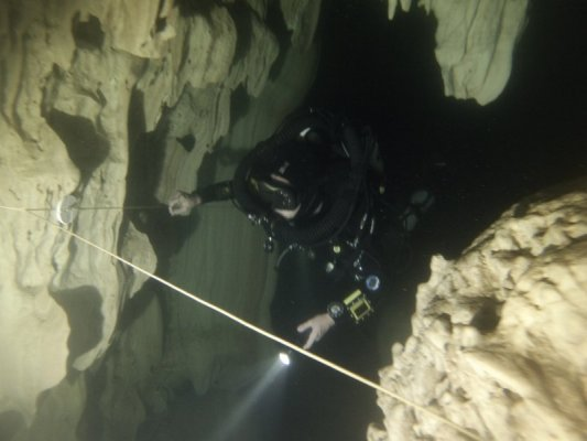 cave-diver-coming-out-of-cave