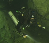 CCR cave and Sidemount cave diving Thailand_5433