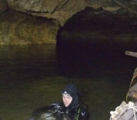 Sidemount and ccr cave diving Thailand_5576