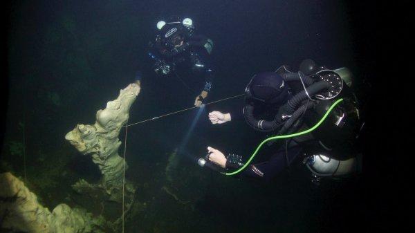 JJ CCR Full Cave courses Thailand