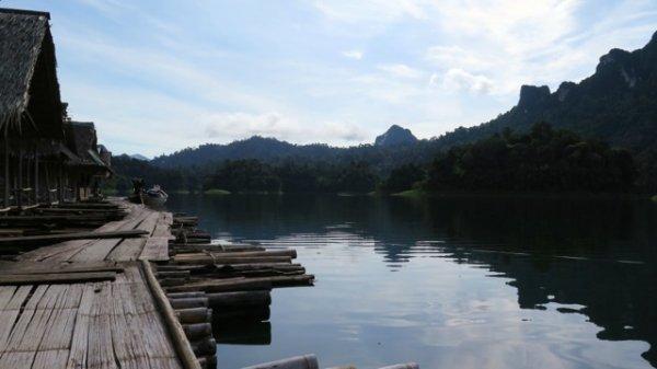 khao sok chiew lan lake
