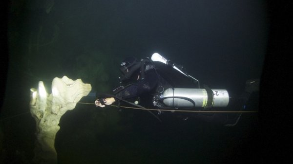 CCr cave and Sidemount