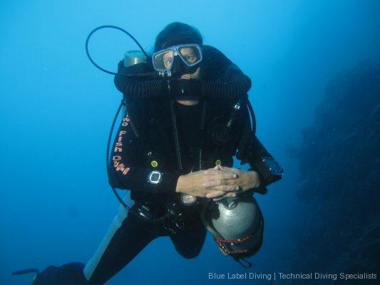 Bunaken CCR diving