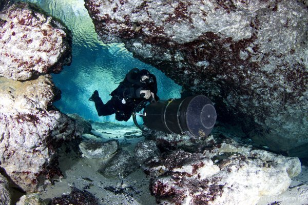 Cave diving Rebreather courses