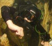 JJ CCR Cavern courses Thailand