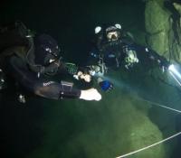 CCR Cave Trimix courses Thailand