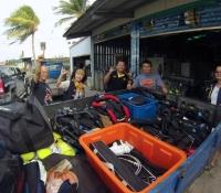 CCR Diving Equipment Thailand