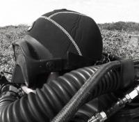 Rebreather diver profile