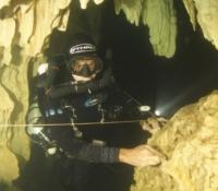 cave diving restriction