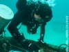 advanced wreck diver skills TDI