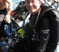 course advanced wreck diving
